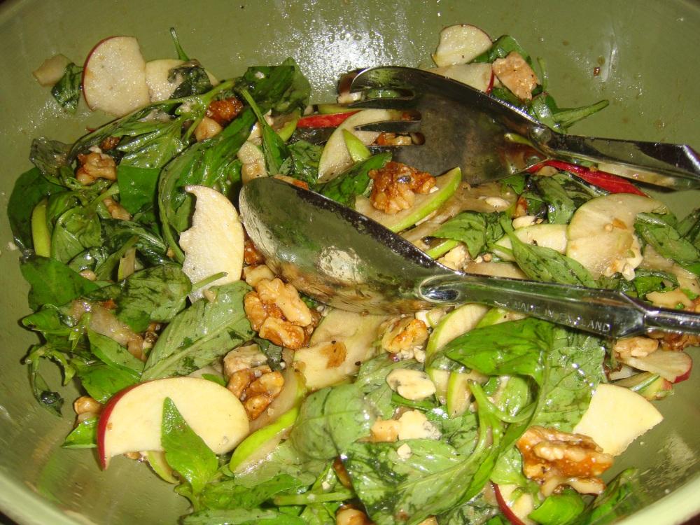 Apple Fresco Salad