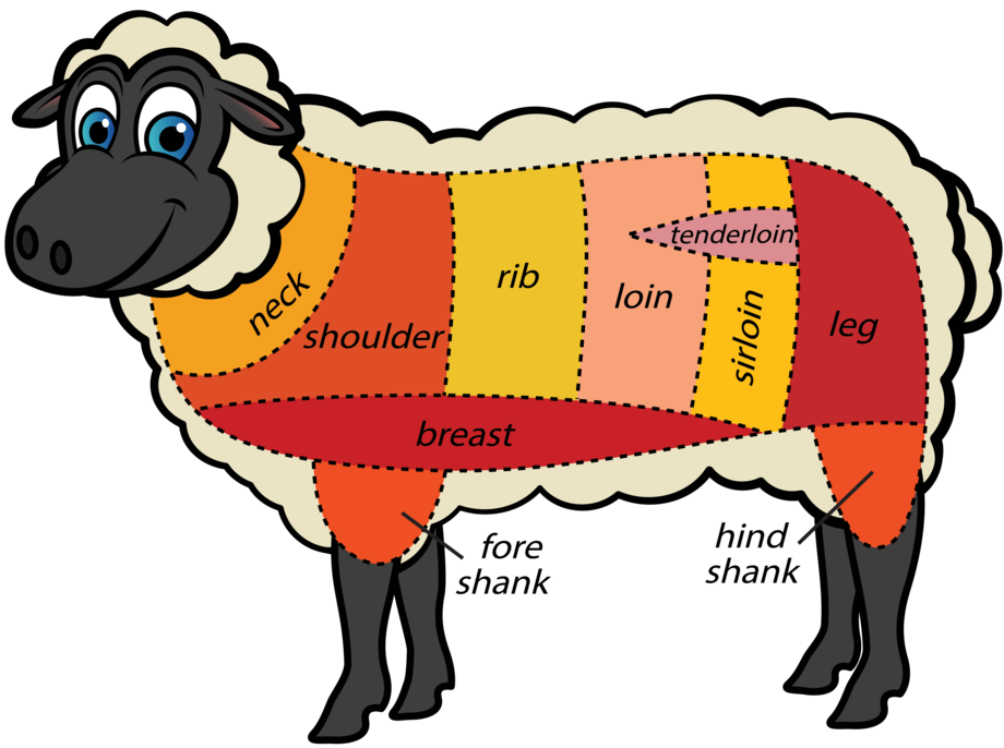 Image courtesy of: http://nosetotailapp.com/meat-cuts.php
