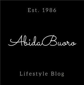 Abida Buoro-Lifestyle Blog Logo