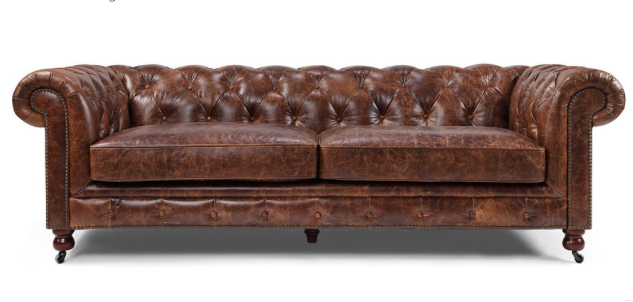 Vintage Brown Kensington Chesterfield Tufted Sofa.png