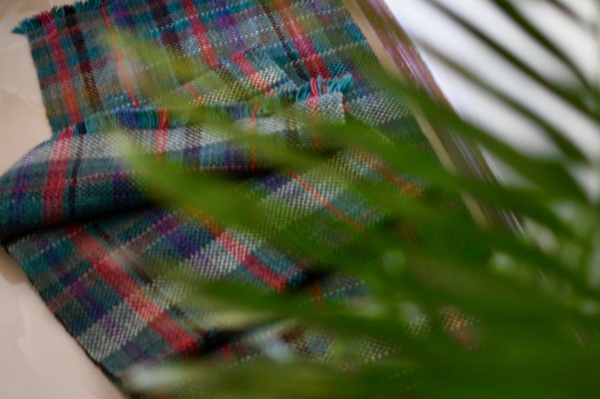 DH006 Tartan rug -pair.jpg