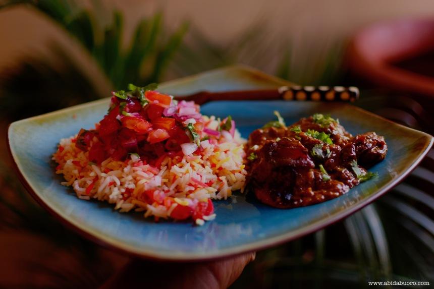 Abida's Kitchen- Beef Biriyani 5