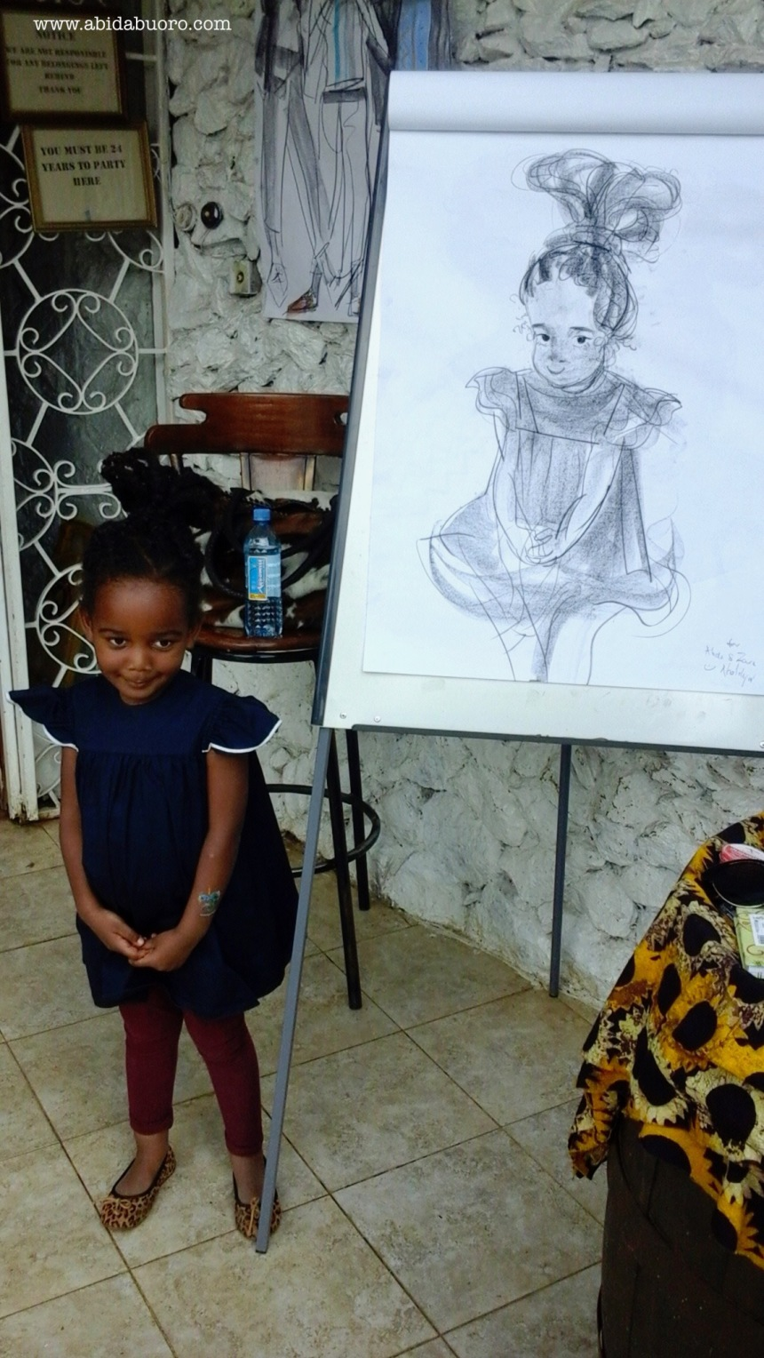 Design Hadithi   Personalised Artwork 2