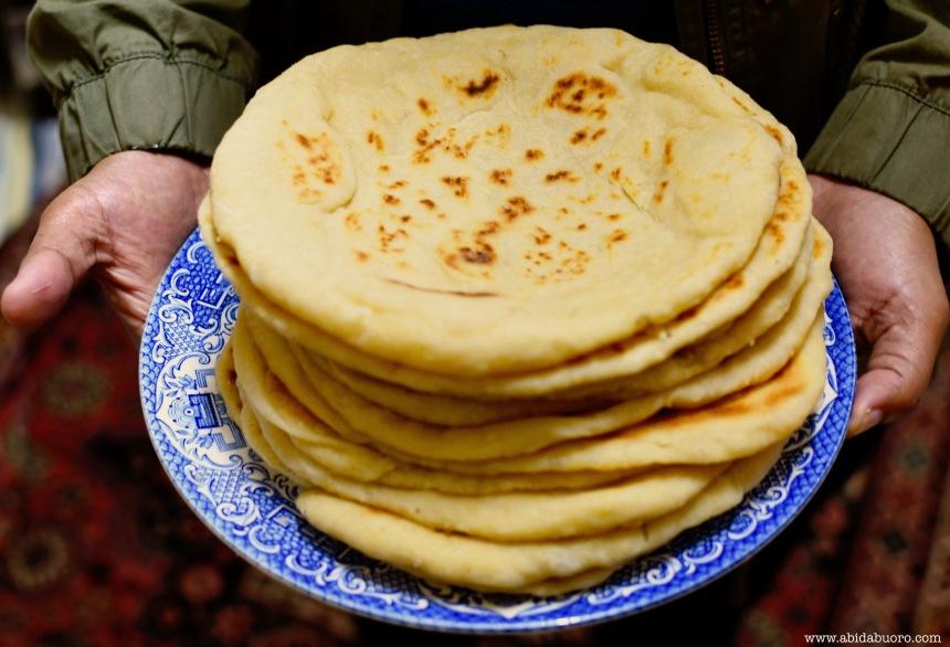 Naan | Abida's Kitchen 5