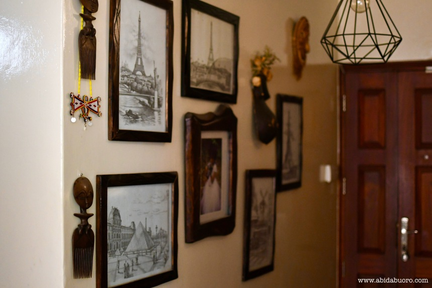 Design Hadithi | How To Hang A Gallery Wall 2